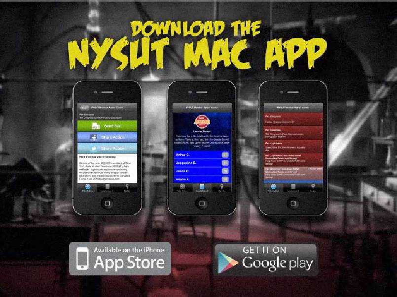 NYSUT: App Video