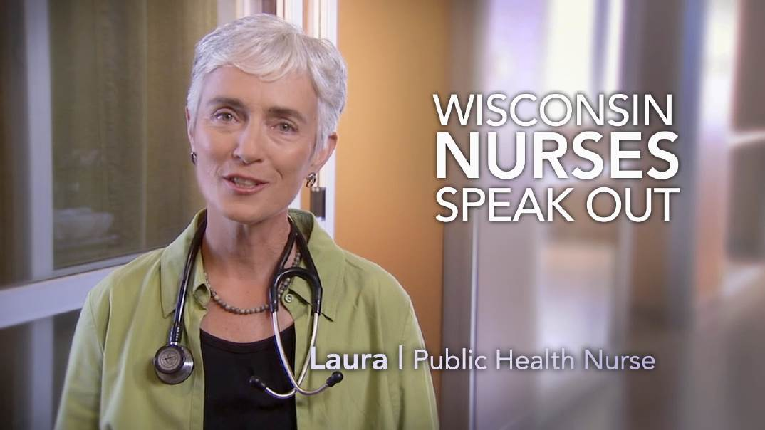 WI Nurse: Speak Out