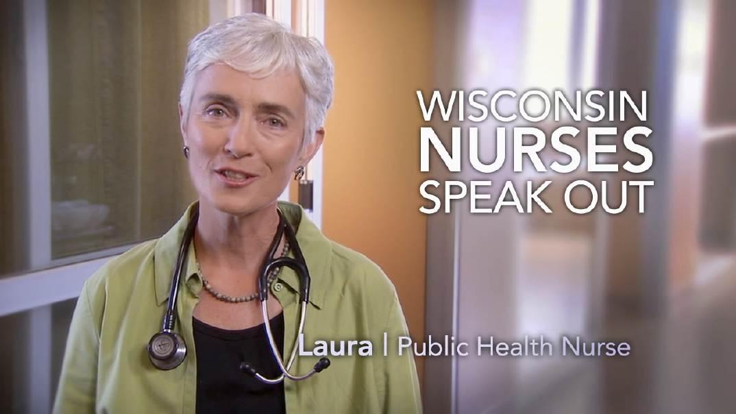WI Nurse: Speak Out