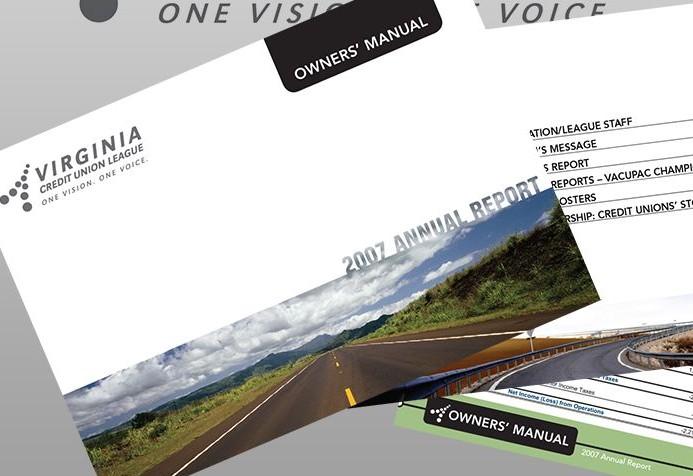 Virginia Credit Union League: Annual Report